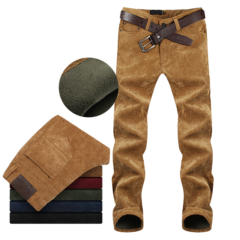 Heavy Corduroy Pants