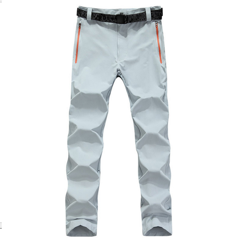 Outdoor Quick-drying Men's Women's Trousers Removable Bike Fishing long Hiking pants UV Shield - Sunshine group Ltd store