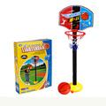 BASKETBALL ball toy sport outdoor fun sports parachute football gate sandbox footbag climbing wall croquet gogirl