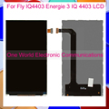High Quality 4 5 Mobile phone New For Fly IQ4403 Energie 3 IQ LCD Display Screen