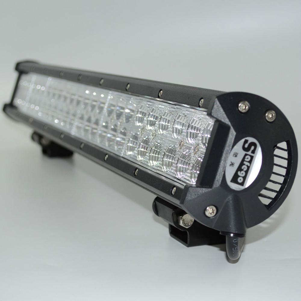 "23 inch""inch road LED bar 144W Cree led work light combo offroad lamp 4X4 trucks car Boat spot/flood seckil 126W 180W"""