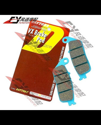 Motorcycle Front Brake Pads CB-1/CB400 92-95/CB400SS/CBR400 23/29 - Colorlight Center store