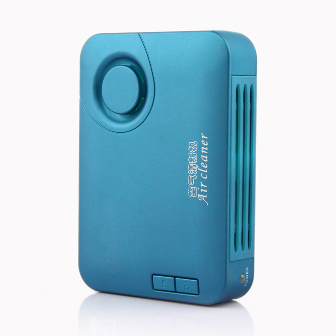 NEW 2015 Car Air Purifier with Active Carbon nano photocatalyst Anion Ozone Generator Negative ions kill the bacteria and virus(China (Mainland))