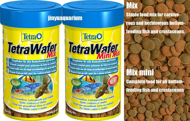 Tetra wafer mix mini suckermouth catfish benthic fish for Sucker fish food