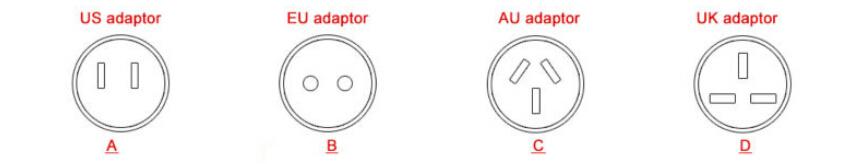 adaptor==0150103160224