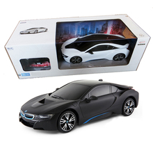 New 1:18 Radio Controlled Cars Licensed Rastar RC Toys Electric Cars Machine On the Remote Control Boys Toys Kids Gifts 59200(China (Mainland))
