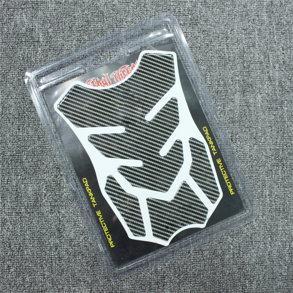 Motorcycle Rubber Fuel Gas Tank Pad Protector Decals Sticker For KAWASAKI Z800 Z750 Z1000 NINJA ER6N ZX6R ZX9R ZX10R versys 650(China (Mainland))