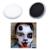 Хэллоуин лицо краска для тела цветной рисунок пигмент 30 г/шт. на водной основе человеческого лица макияж вставить тыквы краска Бесплатная Доставка