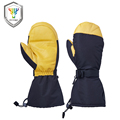 OZERO Winter Men s Work Driver Warm Gloves Windproof Waterproof Security Protection Wear Safety Workers For