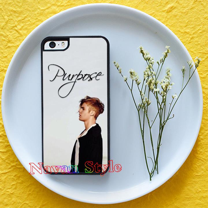 Justin Bieber purpose 2 original cell phone case cover for iphone 4 4s 5 5s 5c 6 6 plus 6s 6s plus #*55(China (Mainland))
