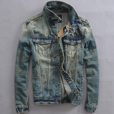 Best mens denim jacket 2014 – Modern fashion jacket photo blog
