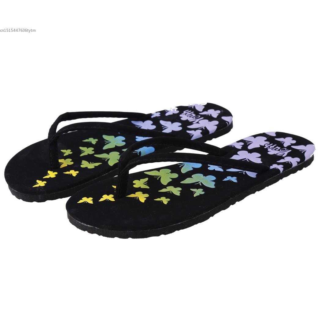 Women Casual Summer Beach Flip Flops Summer Flat Sandals V#<br><br>Aliexpress