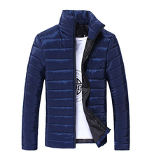Winter Jacket Men 2016 New Spring Men's Cotton Blend Mens Jacket And Coats Casual Thin Outwear For Men Plus Clothing Male 3XL