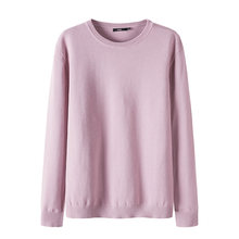 SEMIR 새로운 브랜드 양모 스웨터 남자 2019 가을 패션 긴 소매 니트 풀오버 남자 캐시미어 스웨터 고품질의 옷(China)
