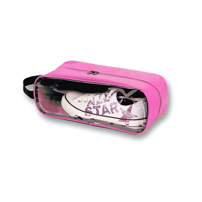 Convenient Shoes Storage Portable Multi-purpose Travel Wash Bag Makeup Case Hanging 6 Color for choose(China (Mainland))