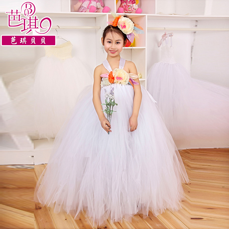 Kids Dresses For Girls Party Dresses For Girls Wedding Gowns Toddler Baby Girl Cake Dress Princess Tutu European And American<br><br>Aliexpress