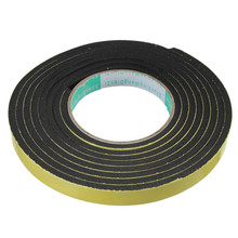 Buy 3 Meter Sponge Window Door Foam Adhesive Draught Excluder Strip Sealing Tape Adhesive Tape Rubber Weather Strip E/D/I-type for $1.50 in AliExpress store