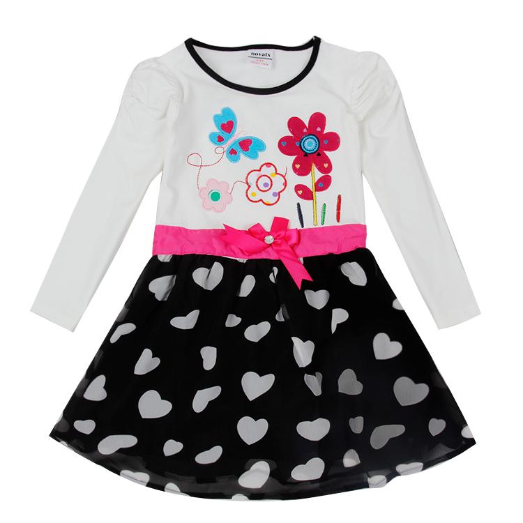 Платье для девочек NOVATX