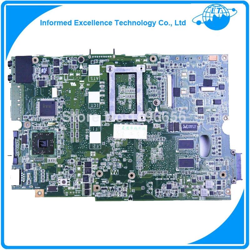 K40AB Laptop Motherboard for ASUS K50AF K50AD K40AF K40AD X5DAF K50AB X5DAB REV:2.1(China (Mainland))
