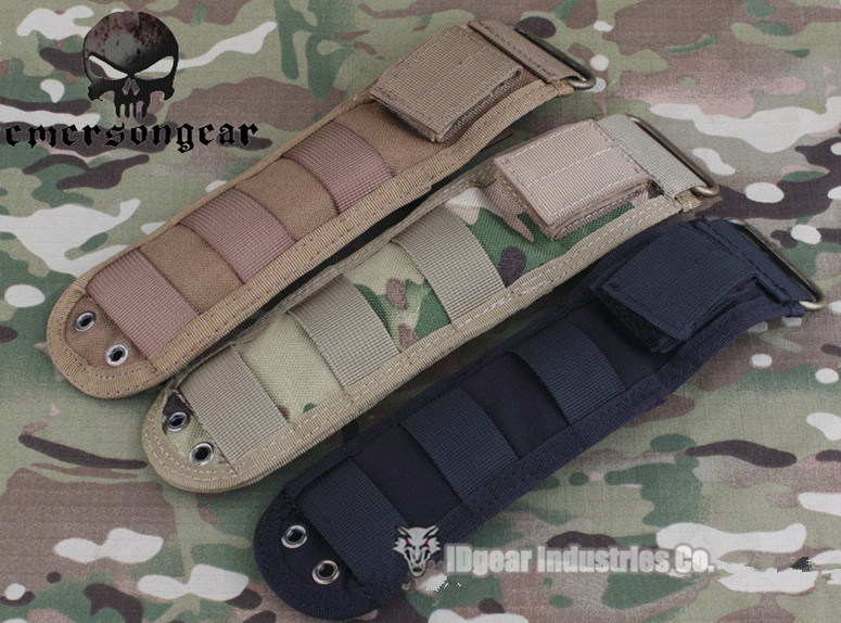 Buy Hunting airsoft military army Utility Pouch EMERSON Tactical Knife Case MOLLE EM8332 black coyote multicam cheap