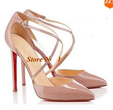 Compare Prices on Red Bottom Pumps- Online Shopping/Buy Low Price ...