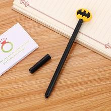 3 шт Бэтмен Капитан Америка Оптимус Прайм Супермен канцелярские гелевые ручки ZXB015G(China)