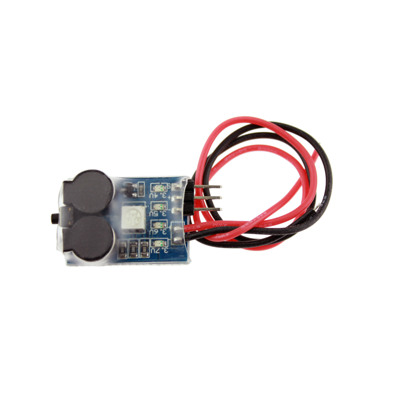 Battery Monitor Discovery Buzzer Signal Loss Alarm 3 in1 free shipping(China (Mainland))