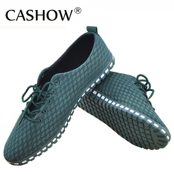 Hot Sale 2015 New Men Shoes Fashion Footwear Men's Flats Comfortable Breathable Casual Summer Mesh Shoes Exercise Shoes Zapatos