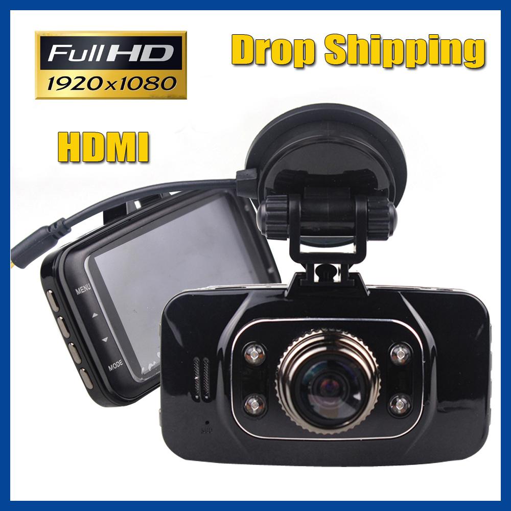 2014 New car dvr full hd 1920x1080 Vehicle Camera Video recorder Dash Cam G-sensor HDMI gs8000l car black box, car dvrs styling(China (Mainland))