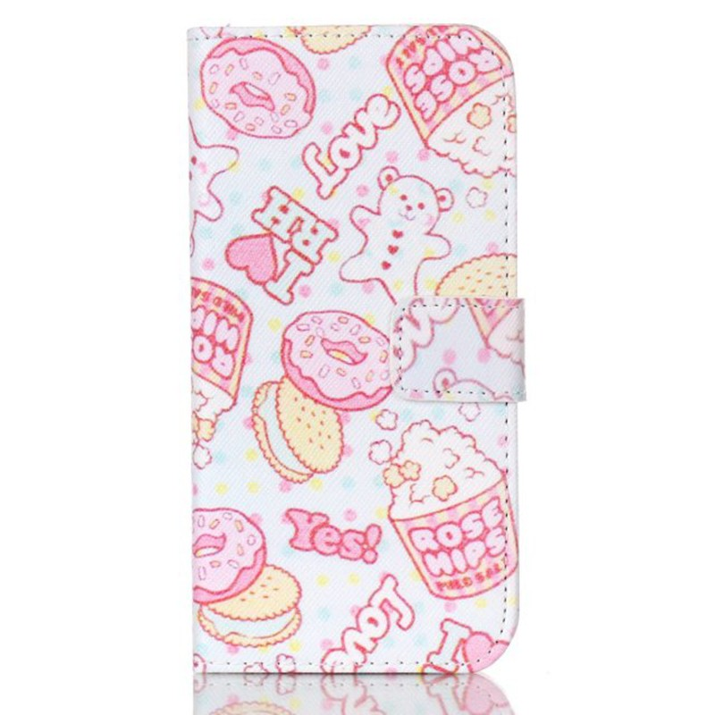 For iPhone6 Fashion Luxury Sleep Owl Family For Apple iPhone 6 6s cases Leather Wallet Style Magnetic Flip Case Cover