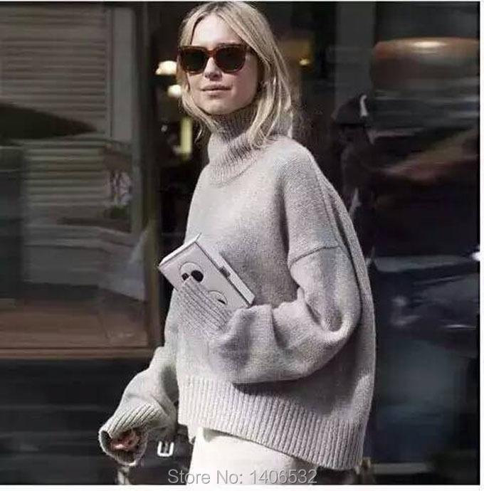Здесь можно купить  Luxury Brand Runway Sweater Women 2015 Famous Brand Women Sweaters Free Shipping  Одежда и аксессуары