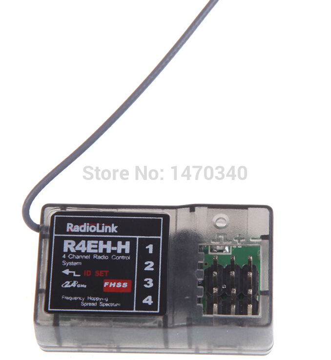 Radiolink 2.4GHz RC3S FHSS RC gun car transmitter radio control TX & RX with ABS brakes for rc RTF car and boat VS FS GT3C 2B