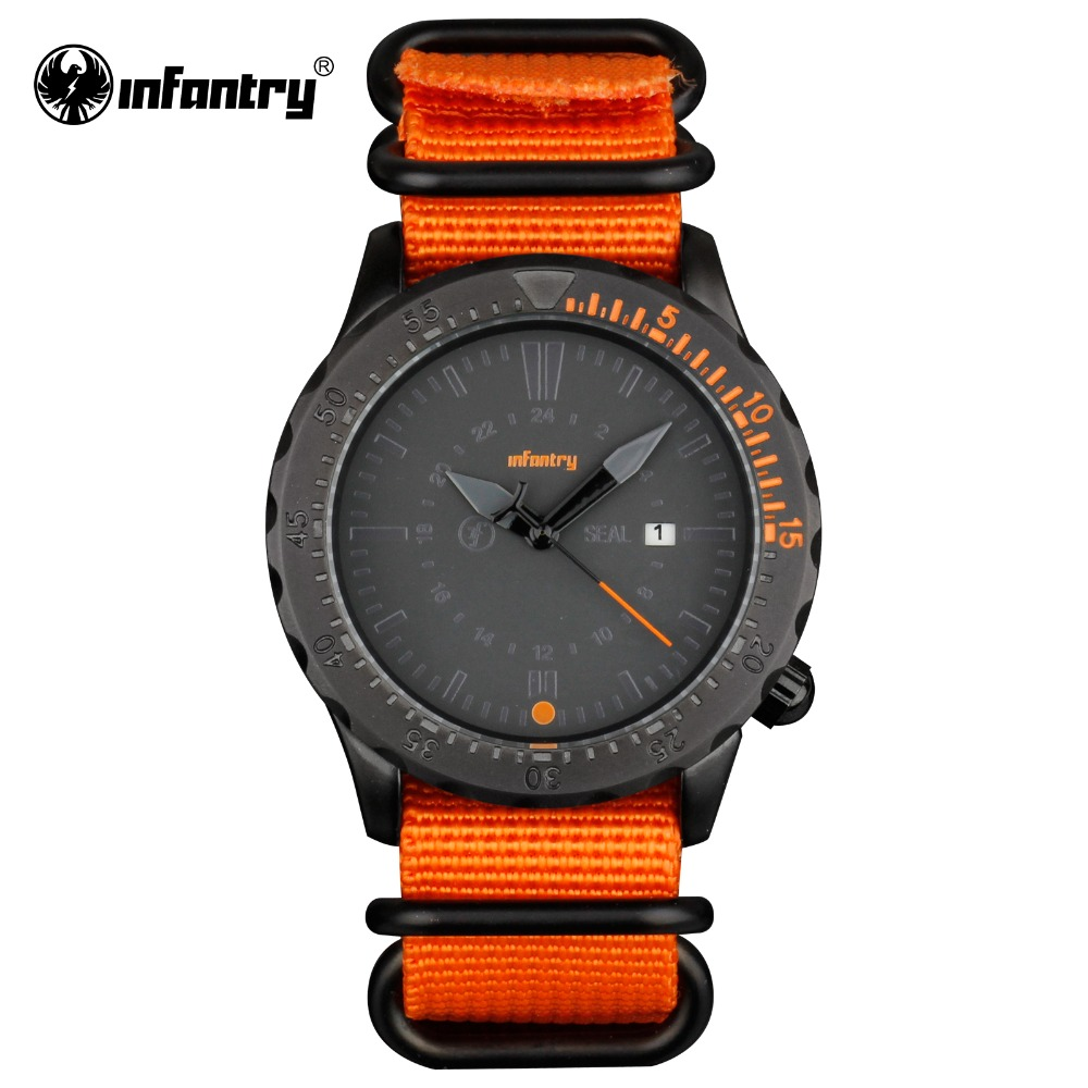 aliexpress buy infantry mens watches sports date day