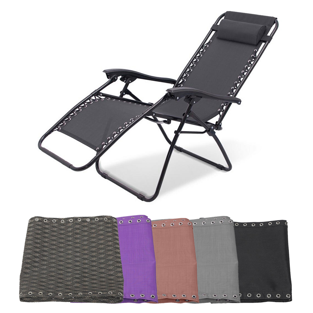 Fabric Mesh Cloth Replacement for Garden Leisure Recliner Chairs Couches