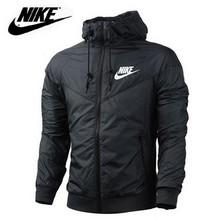 New 2016 windrunner classic sportswear Men's high quality waterproof fabric Men's Fashion jacket zipper hoodies(China (Mainland))