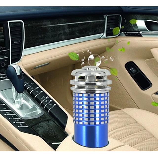 2016 new vehicle air purifier mini auto car fresh air anion ionic purifier oxygen bar ozone. Black Bedroom Furniture Sets. Home Design Ideas