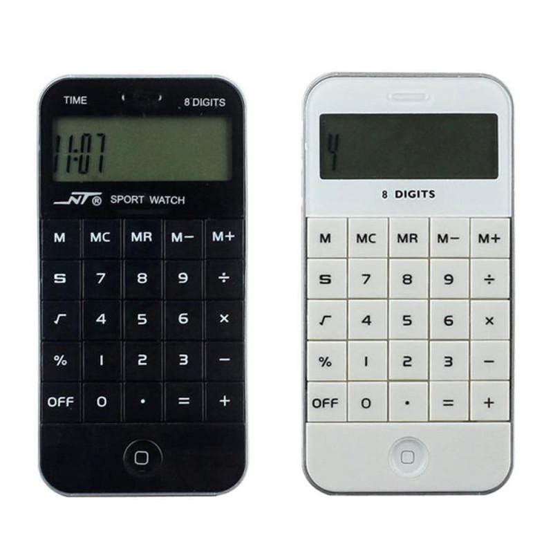 New Office Supplies Student Mini Electronic Digit Calculator jn28(China (Mainland))