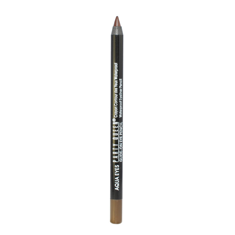 1pcs Black / Brown  Brand Makeup Cosmetic Smoking Eye Makeup Gel Eye Liner Pencil Pen Waterproof Eyeliner By Party Queen
