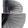 Car Window Sunshade Curtain Black Side Rear Window Sunshade Sun Shade Cover Mesh Visor Shield Screen