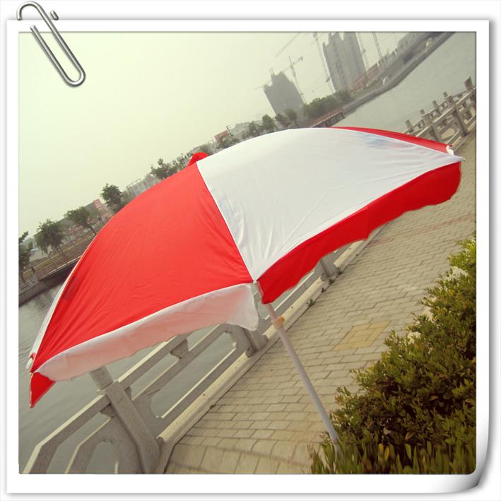 2 m one pair of pieces advertisement umbrella sun wholesale printing promotional beach umbrellas outdoor canopy custom logo<br><br>Aliexpress