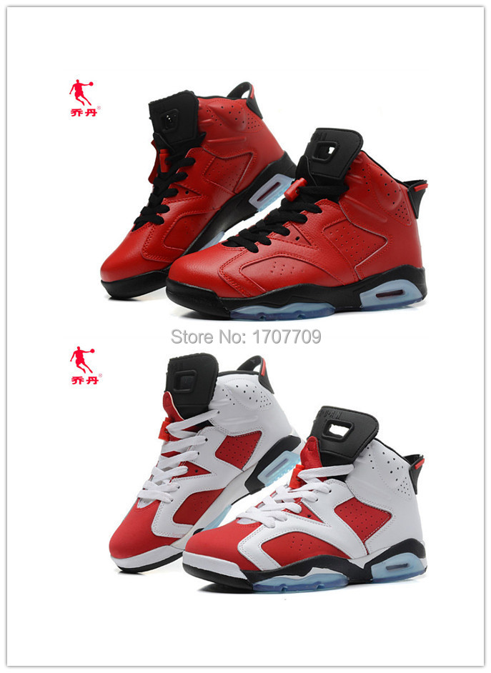 China Jordan 6 Free Shipping Arrival Retro 2015 High Movement Basketball quality Male Shoes 1 2 3 4 5 6 7 8 9 10 11 12 13 14 17(China (Mainland))