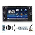 2 din Car DVD Radio GPS HD For Toyota Hilux VIOS Old Camry Corolla Prado RAV4
