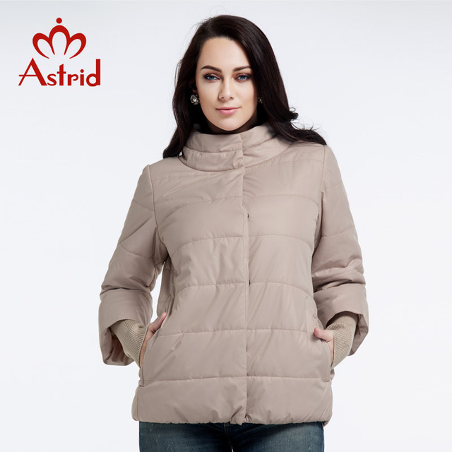 Astrid 2017 New Winter Coat Women Plus Size Winter Jackets Big Size High-Quality Fashion Coats Large Size L-5XL AM-2632