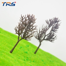 Buy Teraysun 6cm-10cm model making model tree trunk ho, n,g scale model train layout miniature plastic model tree arm for $9.40 in AliExpress store
