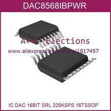 DAC8568IBPWR 8568 DAC8568 16-TSSOP 1pcs Hot Sale Smart Electronics Integrated Circuit
