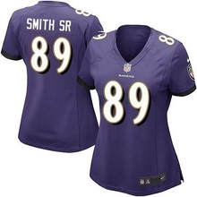 Stitiched,Baltimore Ravens Steve Smith Sr C.J. Mosley Terrell Suggs Justin Tucker Joe Flacco for women(China (Mainland))