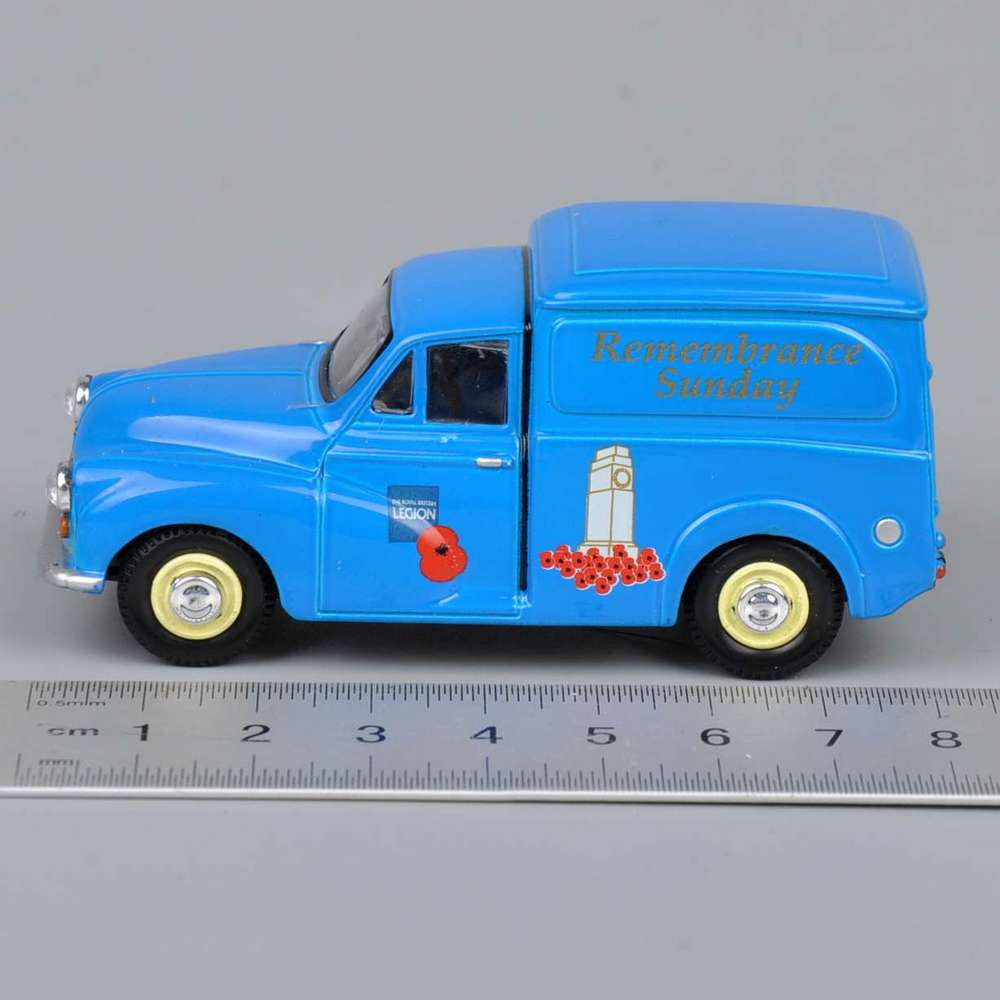 On Sale! Collectible MM06 OXFORD Truck Van Toys Blue Color Diecast Truck Model Kids Toys Gift About 8cm(China (Mainland))