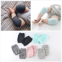 6-24M Baby Knee Pads Crawling Protector Cotton Kids Kneecaps Children Short Cartoon Baby Grils Boys Leg Warmers 2016 New Fashion(China (Mainland))