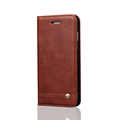 Luxury Oil Wax Leather Case For Original Xiaomi mi4 mi 4 M4 Cover Back Phone Fundas Wallet Card Slots Shell Phone Accessories
