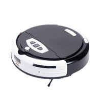 Newest Multifunction Robot Vacuum Cleaner Lazy Sweeping Machine Automatic Schedule Virtual Wall Household Aspirador GLTH000561